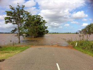 Intense Flooding