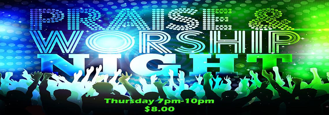 christian music night web